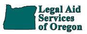 Logo for Legal Aid Services of Oregon